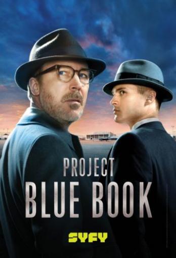 【UFO好きにおすすめ】プロジェクト・ブルーブックのネタバレ感想や動画配信など