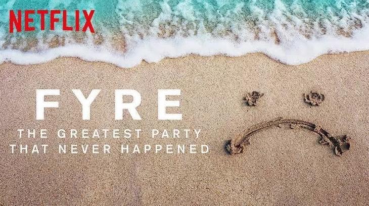 FYRE 夢に終わった史上最高のパーティー